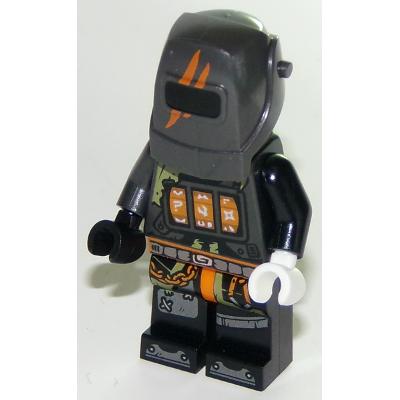 LEGO MINIFIG NINJAGO Arkade