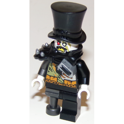 LEGO MINIFIG NINJAGO Iron Baron