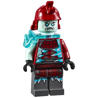 LEGO MINIFIG NINJAGO Blizzard Archer