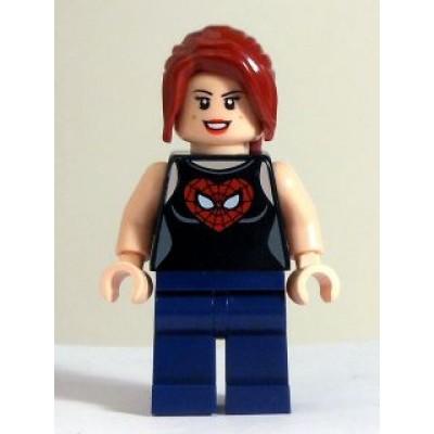 LEGO MINIFIG SUPER HEROE Mary Jane 5