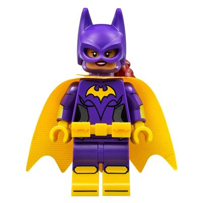 LEGO MINIFIGS BATMAN MOVIE Batgirl