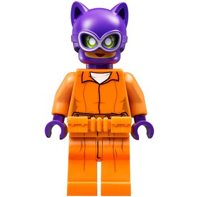 LEGO MINIFIGS The LEGO Batman Movie Catwoman - Vêtement de Prison