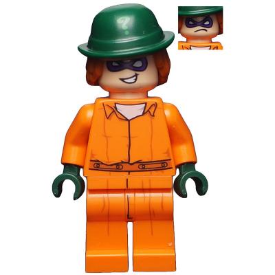 LEGO MINIFIGS The LEGO Batman Movie The Riddler - Combinaison de prison