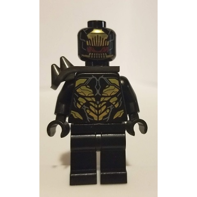 LEGO MINIFIG SUPER HEROES Outrider - Epaulière