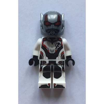 LEGO MINIFIG SUPER HEROES Ant-Man (Combinaison Blanche)