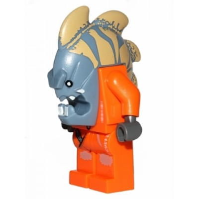 LEGO MINIFIG Space Police Alien