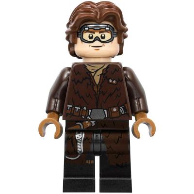 LEGO MINIFIG STAR WARS Han Solo