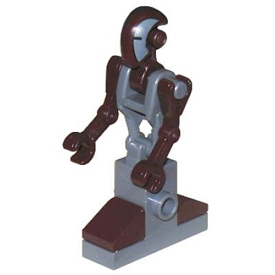 LEGO MINIFIG STAR WARS FA-4 Pilot Droid
