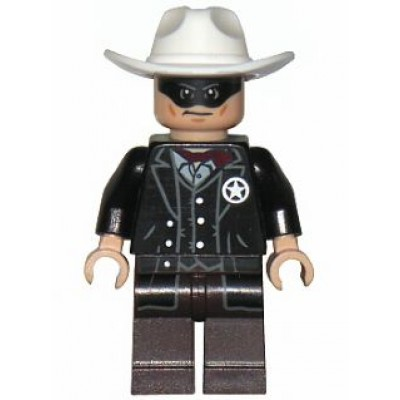 LEGO MINIFIG The Lone Ranger Lone Ranger