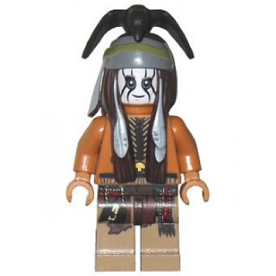LEGO MINIFIG The Lone Ranger Tonto