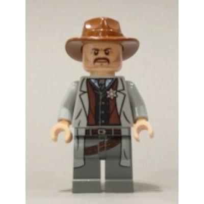 LEGO MINIFIG The Lone Ranger Dan Reid