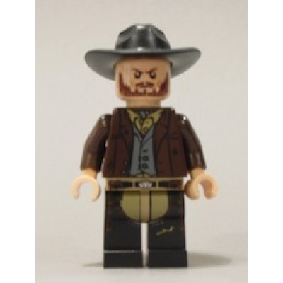 LEGO MINIFIG The Lone Ranger Frank