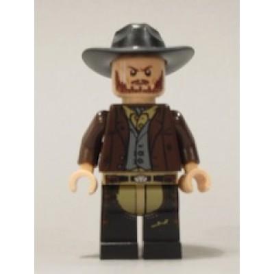 LEGO MINIFIG The Lone Ranger Frank