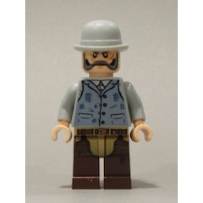 LEGO MINIFIG The Lone Ranger Ray