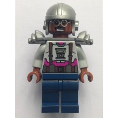 LEGO MINIFIG Ninja Turtles Baxter Stockman