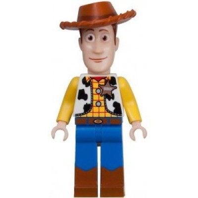 LEGO MINIFIG TOY STORY Woody