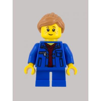 LEGO MINIFIG CREATEUR Fille