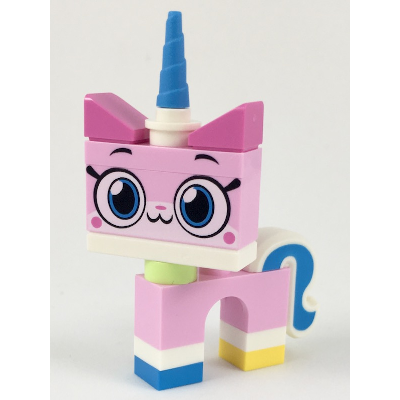 LEGO MINIFIG Unikitty  souriant