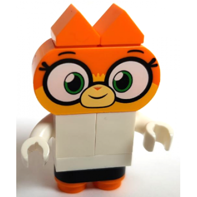 LEGO MINIFIG Unikitty  Dr. Fox