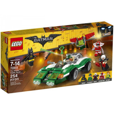 LEGO BATMAN MOVIE Le bolide du sphinx 2017