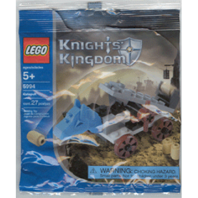 LEGO CASTLE Knights Kingdom Catapulte 2005