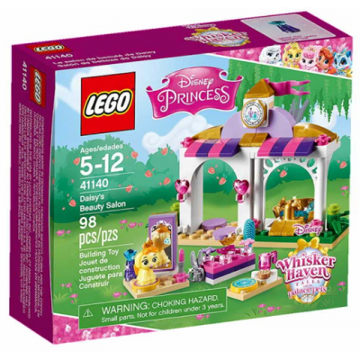 LEGO DISNEY Princess L'institut de beauté d'Ambre 2016