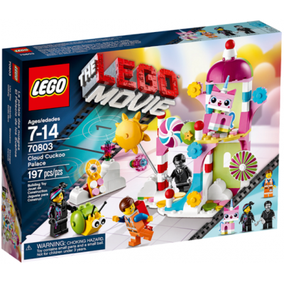 LEGO MOVIE Le palais des nuages 2014