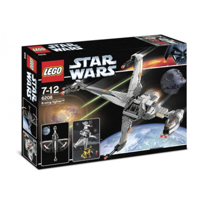 LEGO STAR WARS Collection B-Wing Fighter 2006