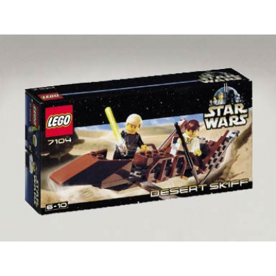 LEGO STAR WARS Collection Desert Skiff 2000