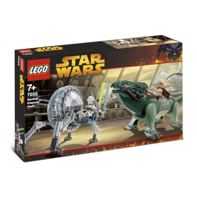 LEGO STAR WARS Collection Général Grievous Chase 2005