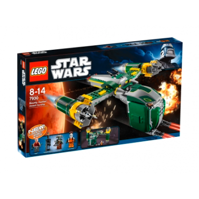 LEGO STAR WARS Collection Bounty Hunter Assault 2011