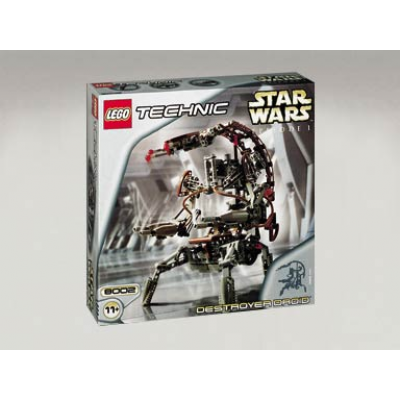 LEGO STAR WARS Collection Destroyer Droid 2000
