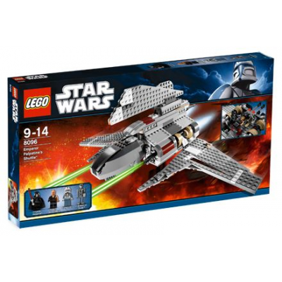 LEGO STAR WARS Collection Emperor Palpatine Shuttle 2010