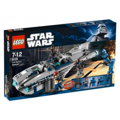 LEGO STAR WARS Collection Cad Bane's Speeder 2010