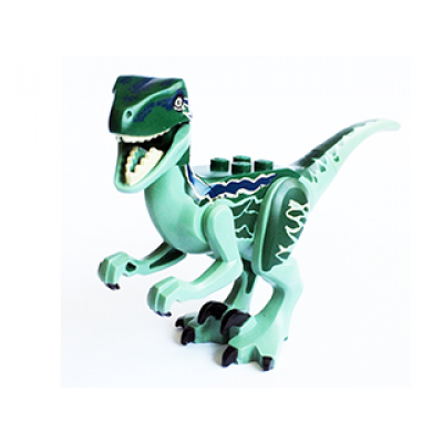 LEGO JURASSIC WORLD Dino Raptor (Blue) 2015
