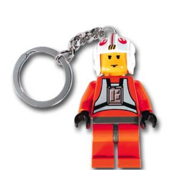 Lego star wars LUKE SKYWALKER figurine porte-clés 852944