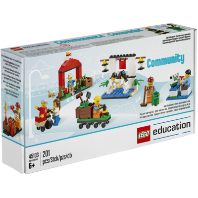 LEGO EDUCATION Ensemble communauté 2015