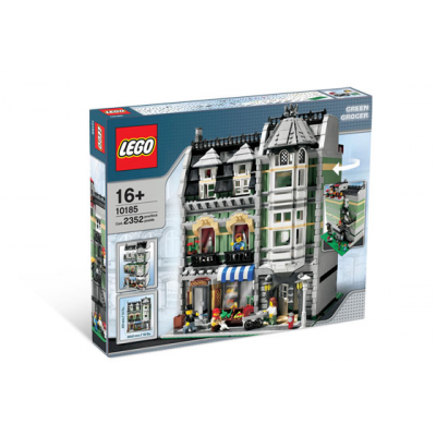 LEGO EXCLUSIF Supermarcher 2008