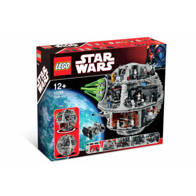 LEGO EXCLUSIF Star Wars Death Star 2008