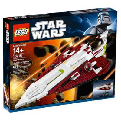 LEGO EXCLUSIF STAR WARS Starfighter 2010