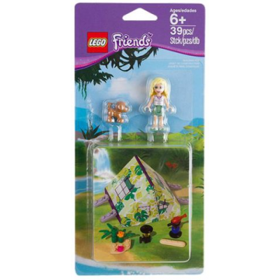 LEGO FRIENDS Accessoire de la jungle 2014