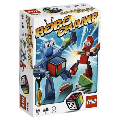 LEGO GAME Robo Champ 2009