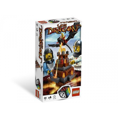 LEGO GAME Lava Dragon 2009