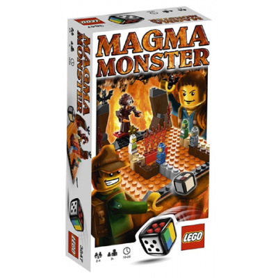LEGO GAME Magma Monster 2010