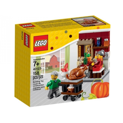 LEGO HOLIDAY Le festin de l'action de grace 2015