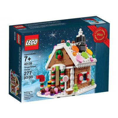 LEGO HOLIDAY La maison en pain d'épices 2015