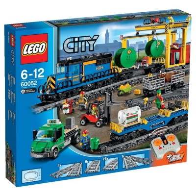 LEGO CITY LE TRAIN DE MARCHANDISES 2014