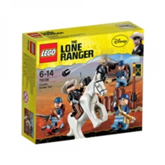 LEGO THE LONE RANGER Kit de la cavalerie 2013