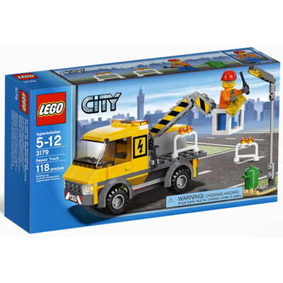 LEGO CITY Camion de réparations 2010