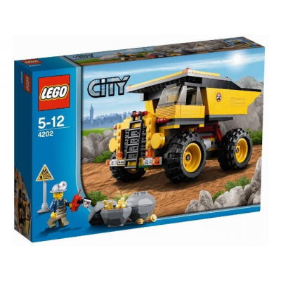LEGO CITY Camion de la mine 2012